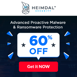 Heimdal PRO, multi-layered protection for your PC