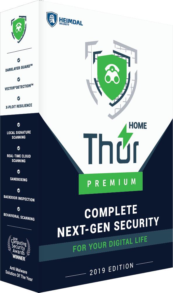 Thor Premium Home 3Y 3PCs